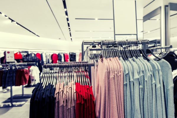 ETRON onRetail Kassenlösung Modehandel