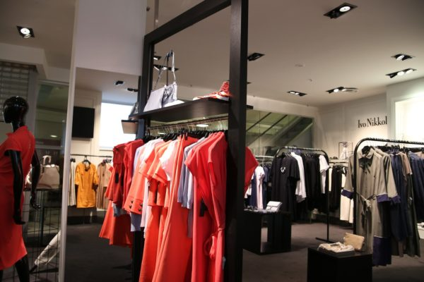ETRON onRetail Kassenlösung für den Modehandel
